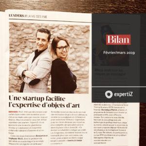 Article Presse Bilan